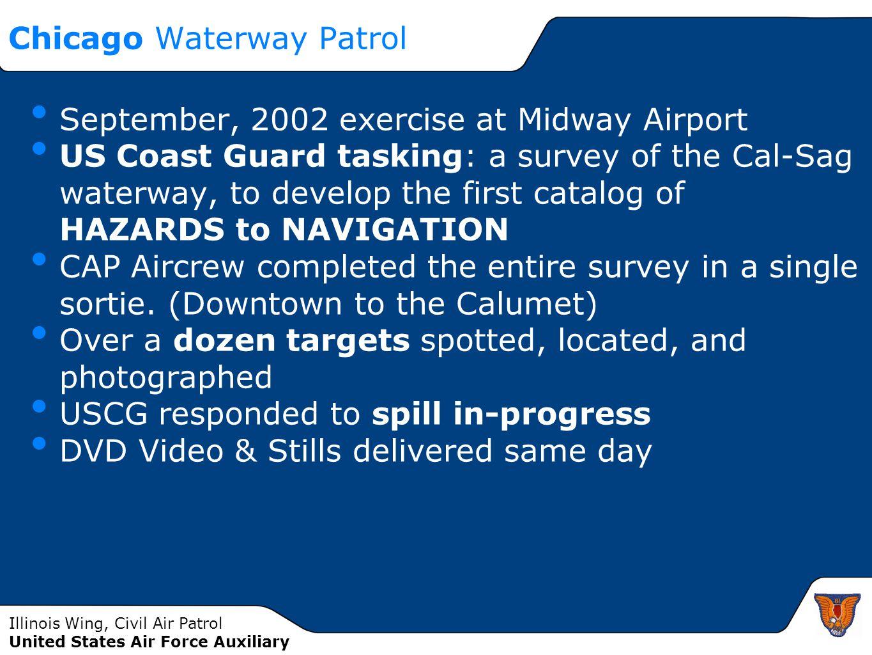 Chicago Waterway Patrol