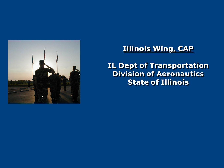 IL Dept of Transportation Division of Aeronautics