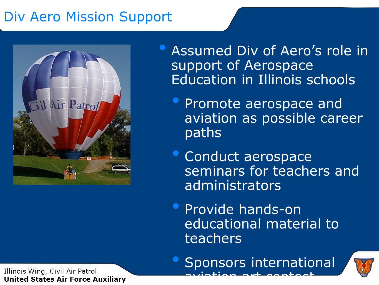 Div Aero Mission Support
