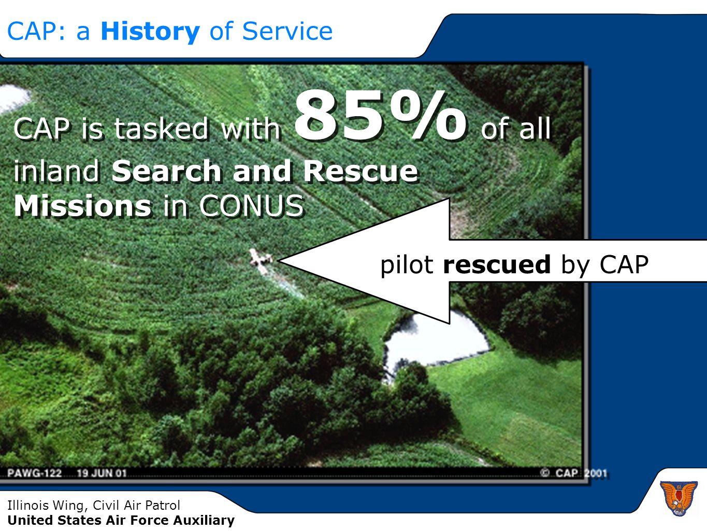 CAP: a History of Service