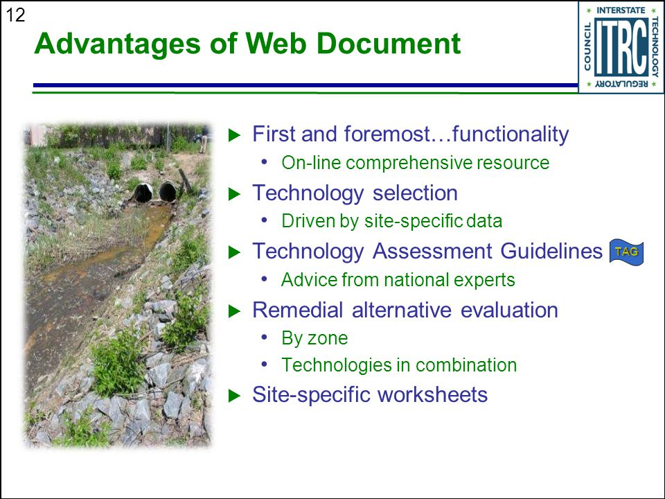 Advantages of Web Document