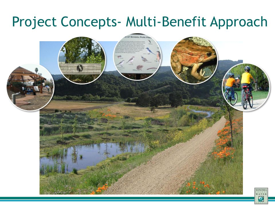 Project Concepts- Multi-Benefit Approach