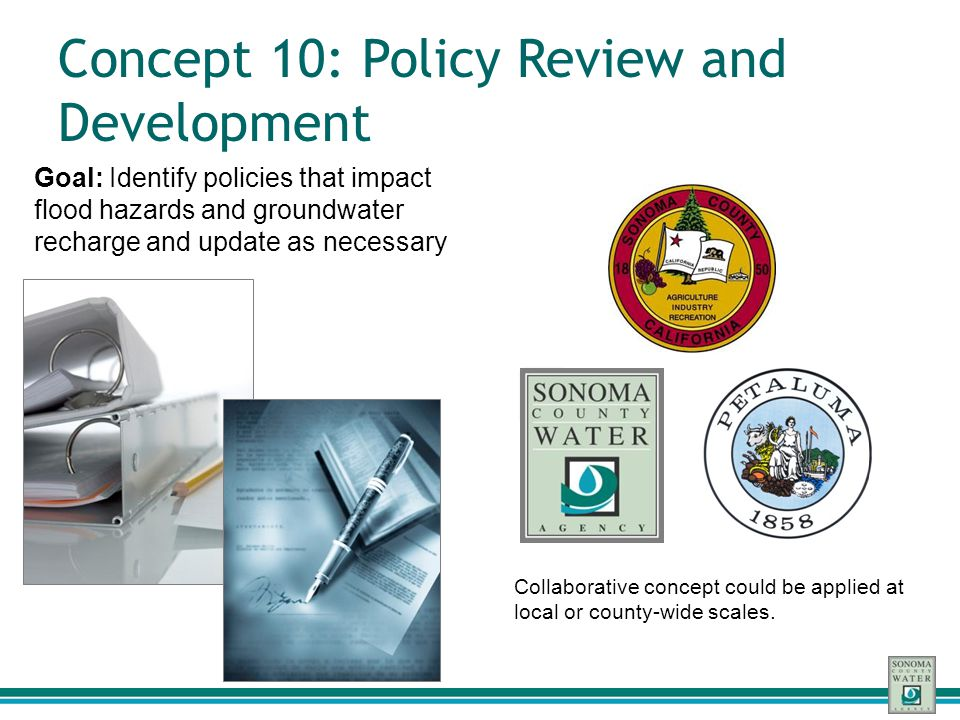 Concept 10: Policy Review and Development