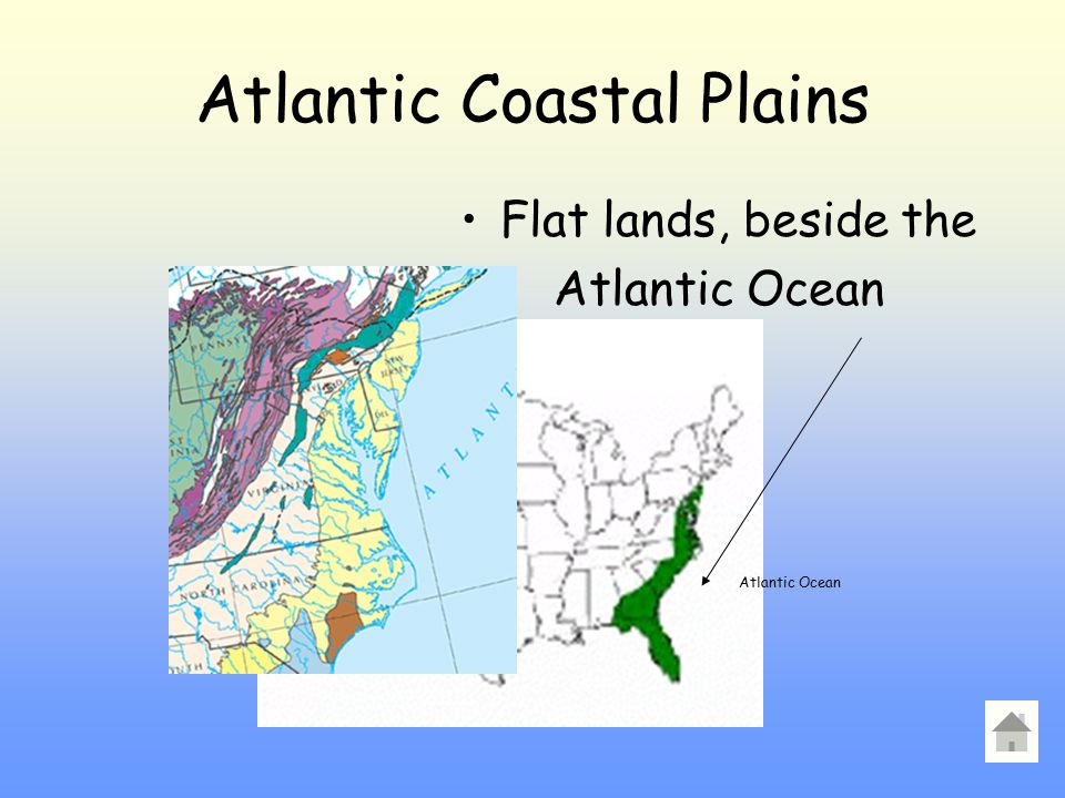 Atlantic Coastal Plains
