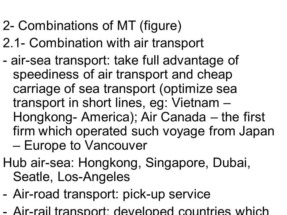 2- Combinations of MT (figure)