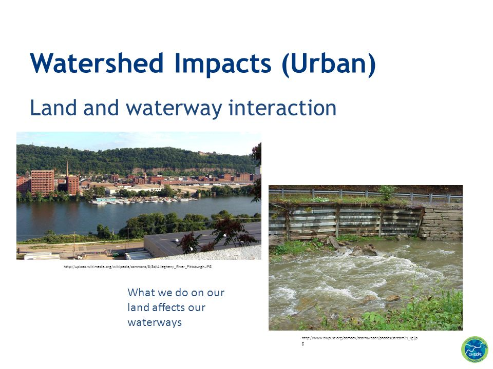 Watershed Impacts (Urban)