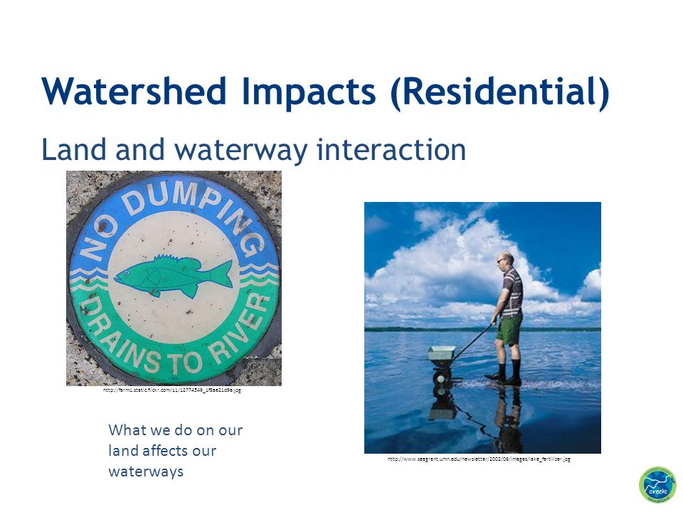 Watershed Impacts (Residential)