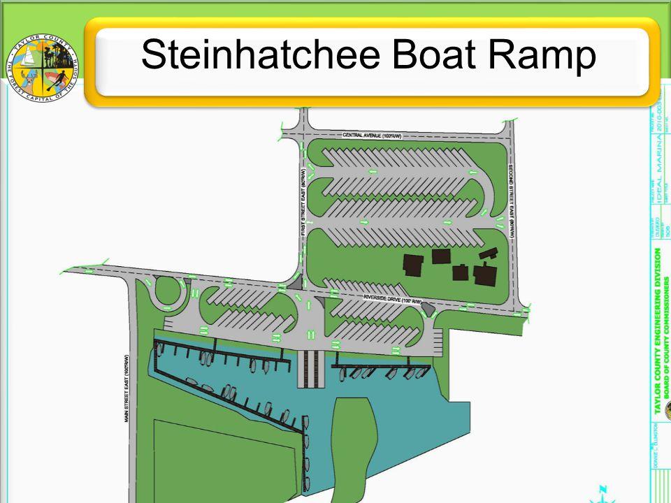 Steinhatchee Boat Ramp