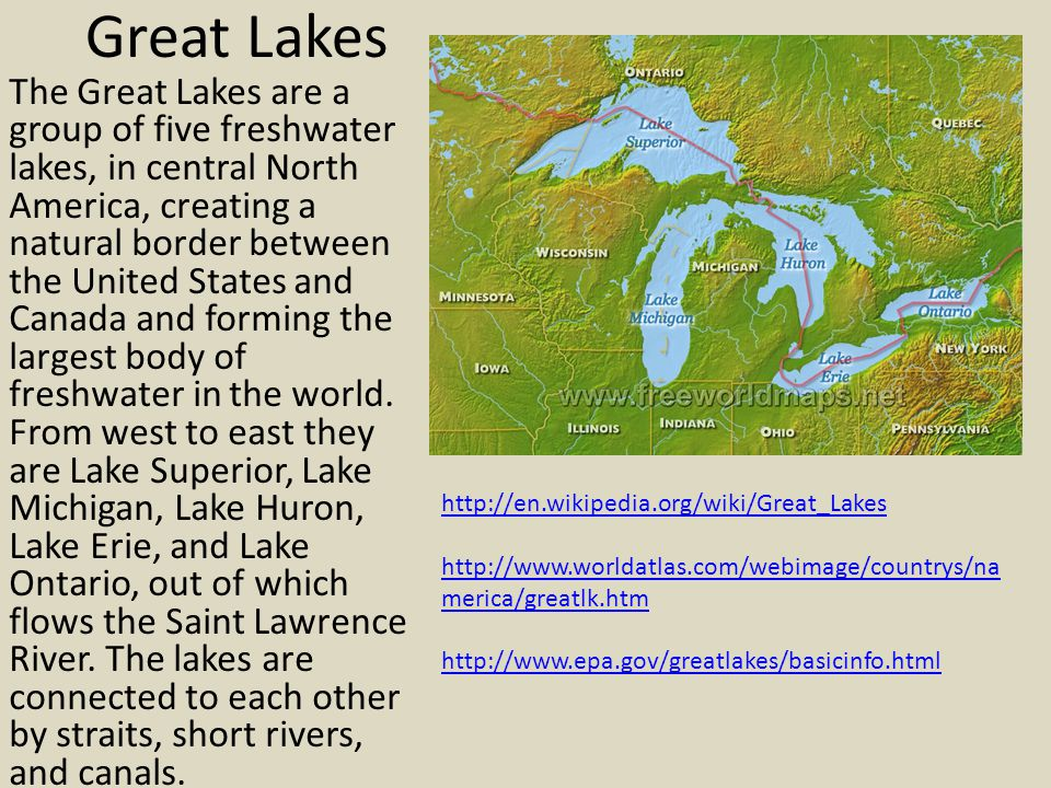 great lakes essay Habitat loss in the great lakes is attributed to invasive species, pollution, shoreline development, passage of ships, disappearance of native species and water.