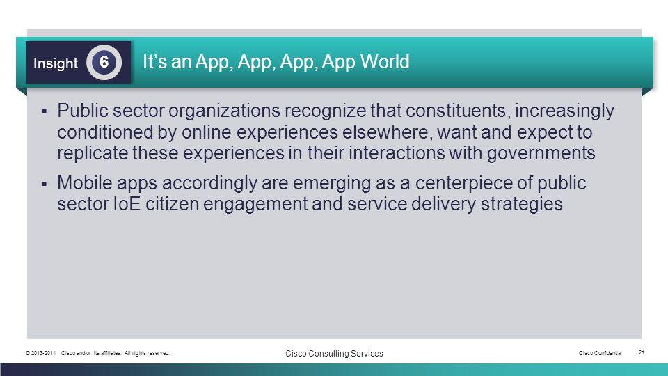 It's an App, App, App, App World