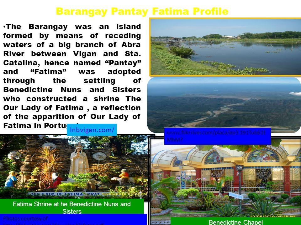 Barangay Pantay Fatima Profile