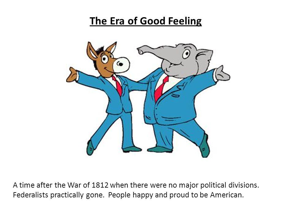 The Era of Good Feeling