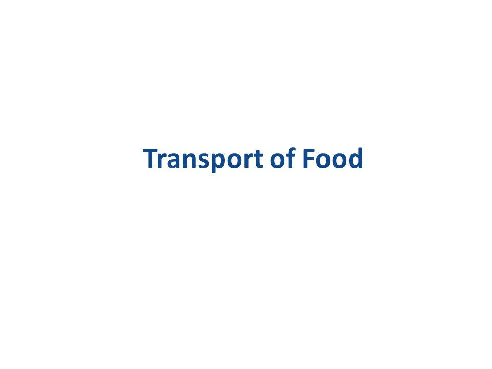 Transport of Food