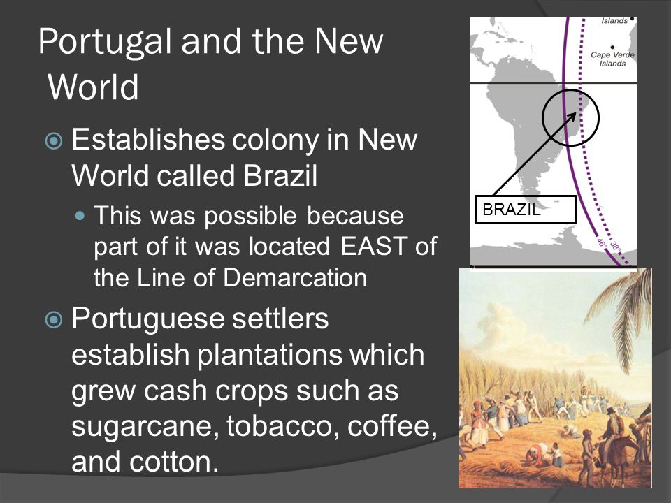 Portugal and the New World