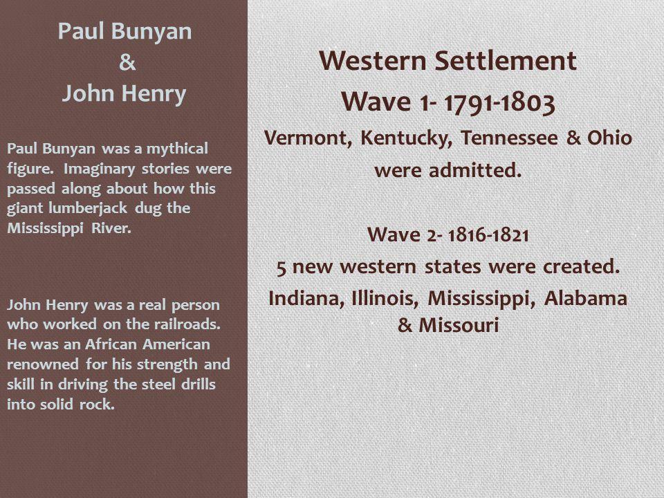 Paul Bunyan & John Henry