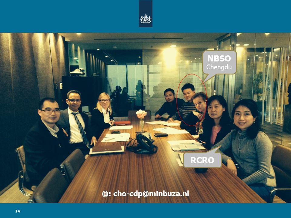 @: cho-cdp@minbuza.nl NBSO Chengdu RCRO