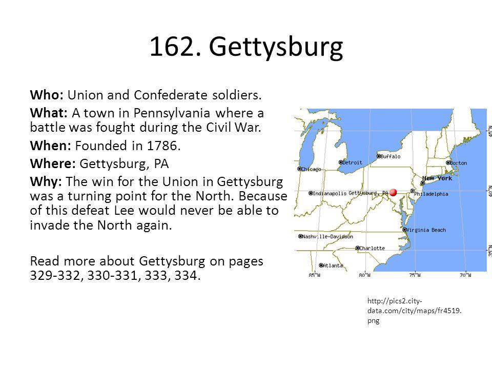 162. Gettysburg