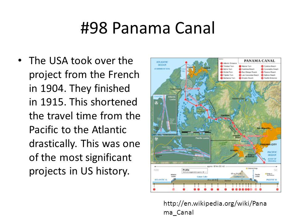 #98 Panama Canal