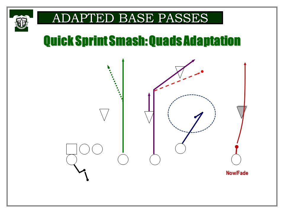 Quick Sprint Smash: Quads Adaptation