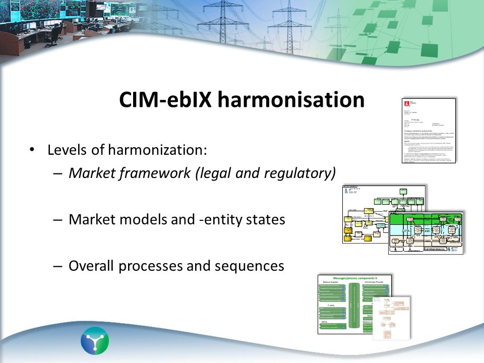 CIM-ebIX harmonisation