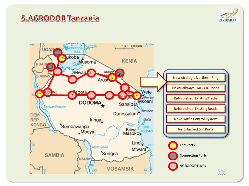 5.AGRODOR Tanzania New Strategic Northern Ring