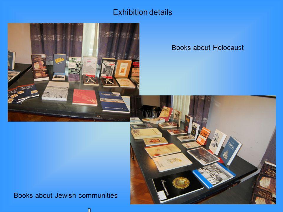 Books about Jewish communities