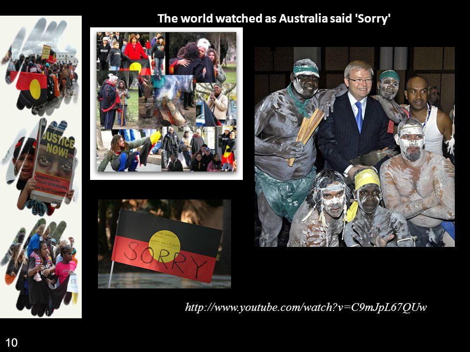 The world watched as Australia said Sorry