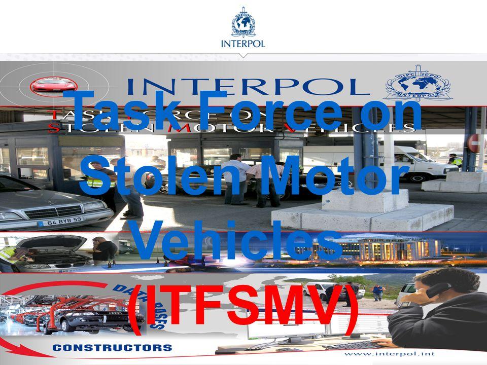 Task Force on Stolen Motor Vehicles (ITFSMV)