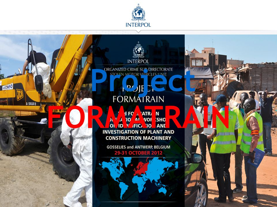 Project FORMATRAIN