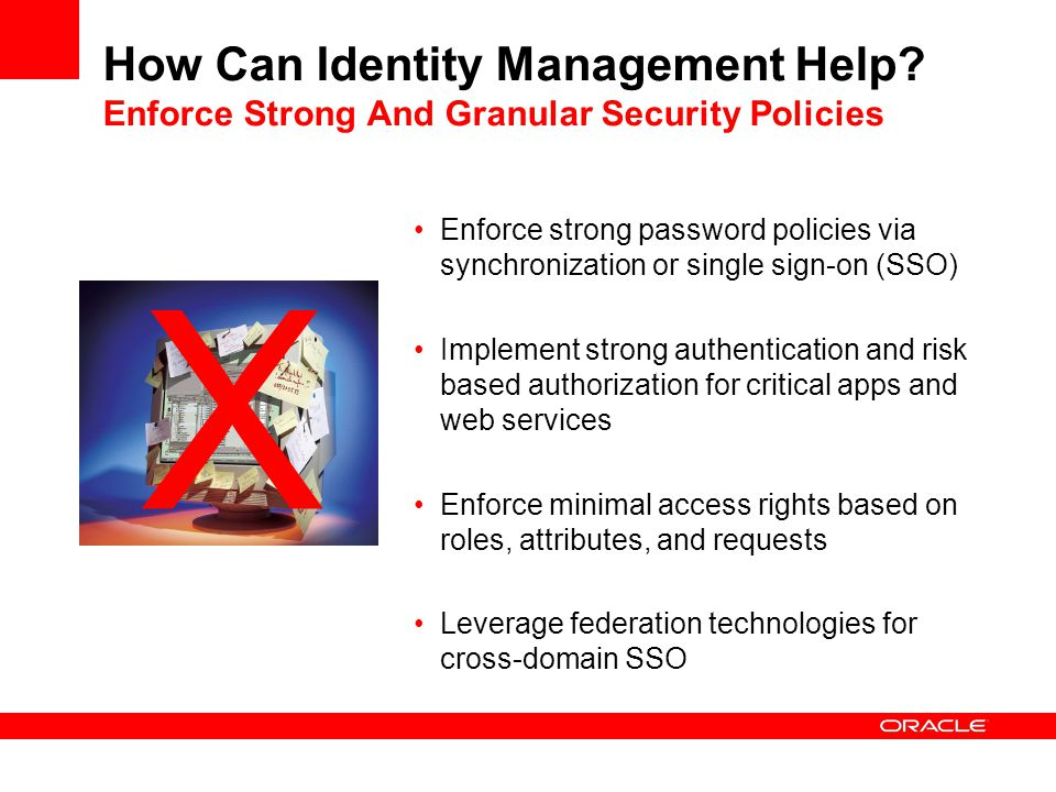 How Can Identity Management Help