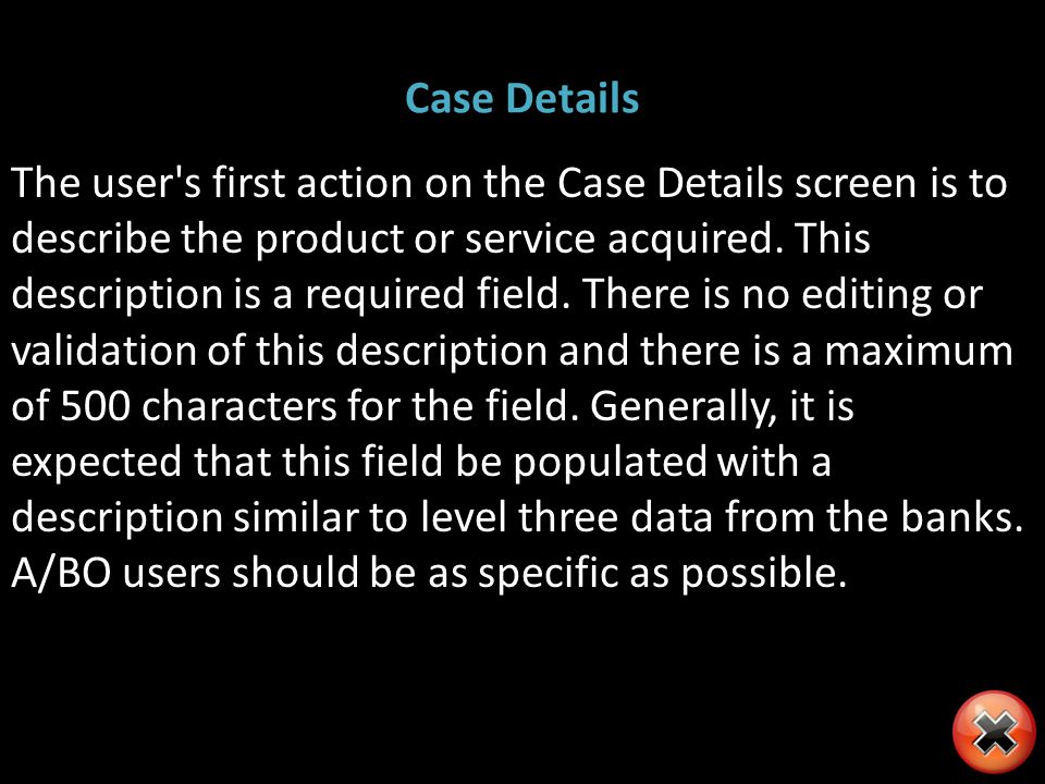 Case Details