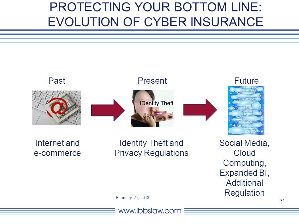 PROTECTING YOUR BOTTOM LINE: EVOLUTION OF CYBER INSURANCE