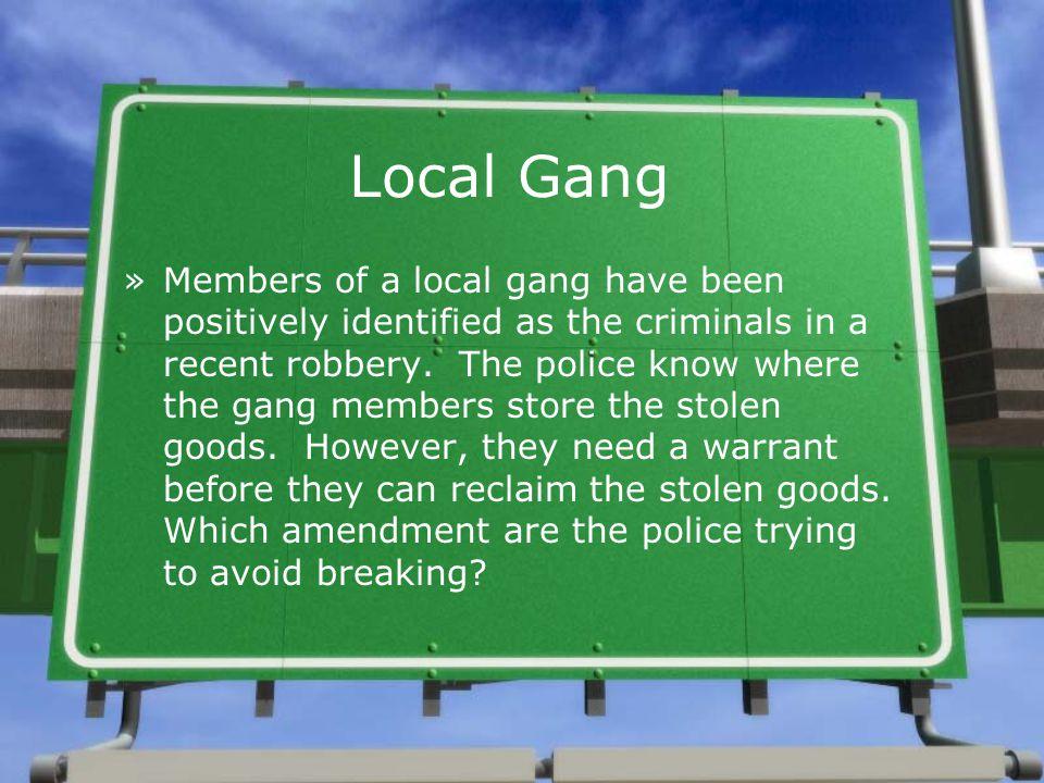Local Gang