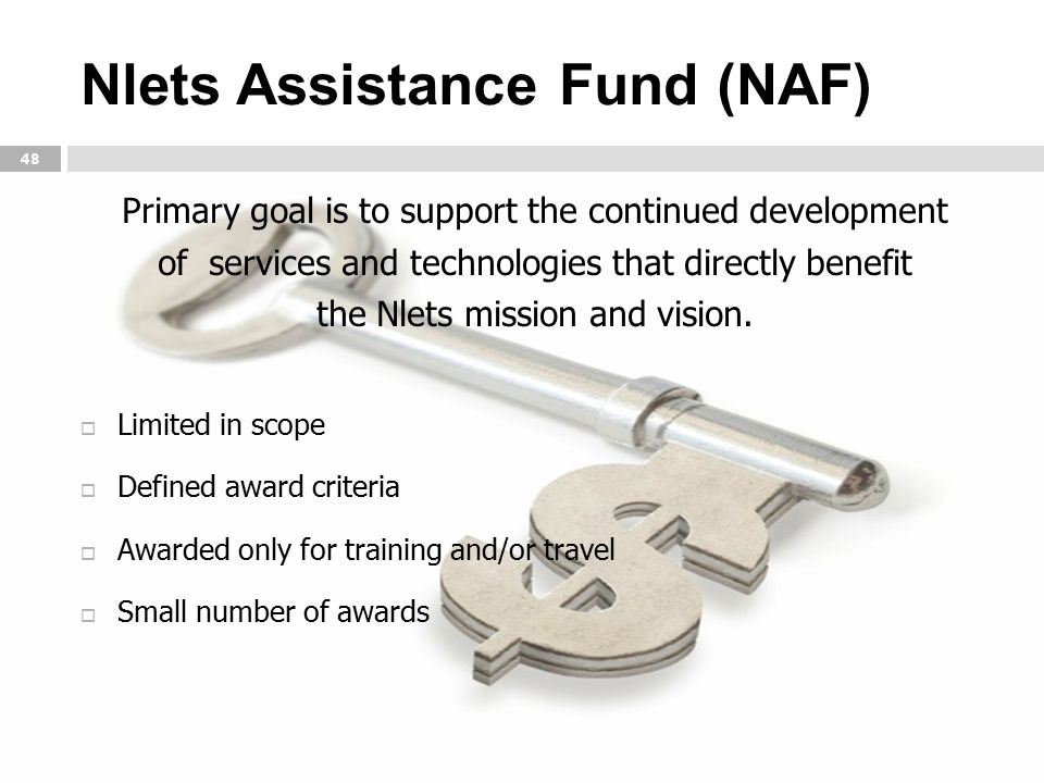 Nlets Assistance Fund (NAF)