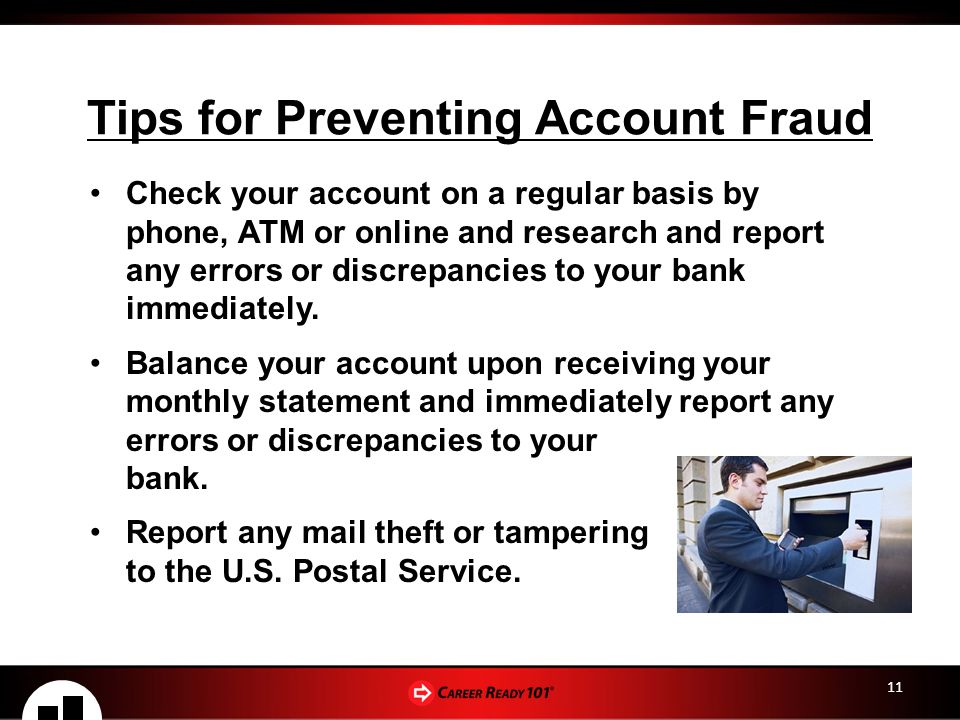 Tips for Preventing Account Fraud