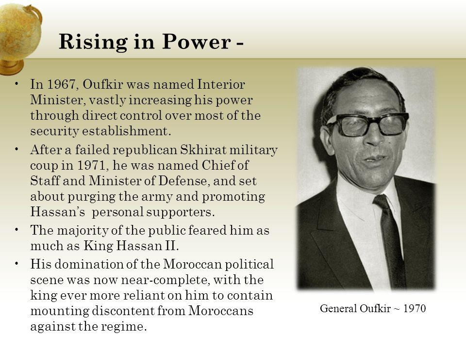 Rising in Power -