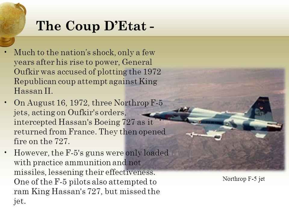 The Coup D'Etat -