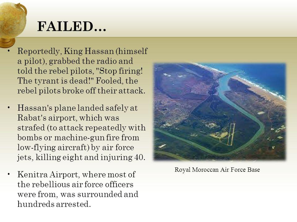 Royal Moroccan Air Force Base