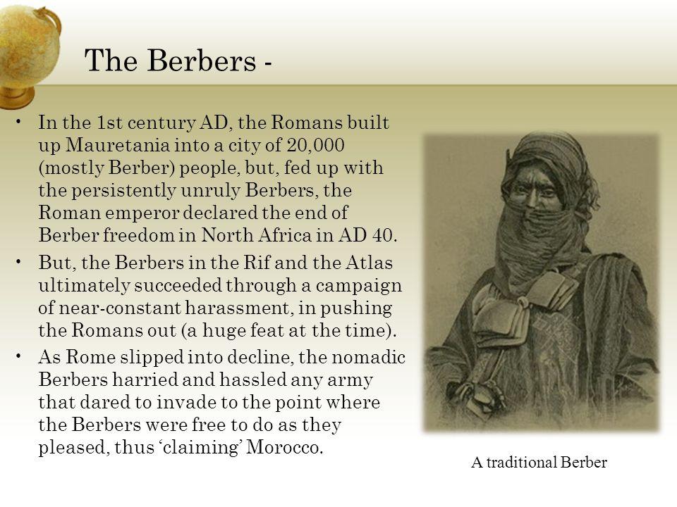 The Berbers -