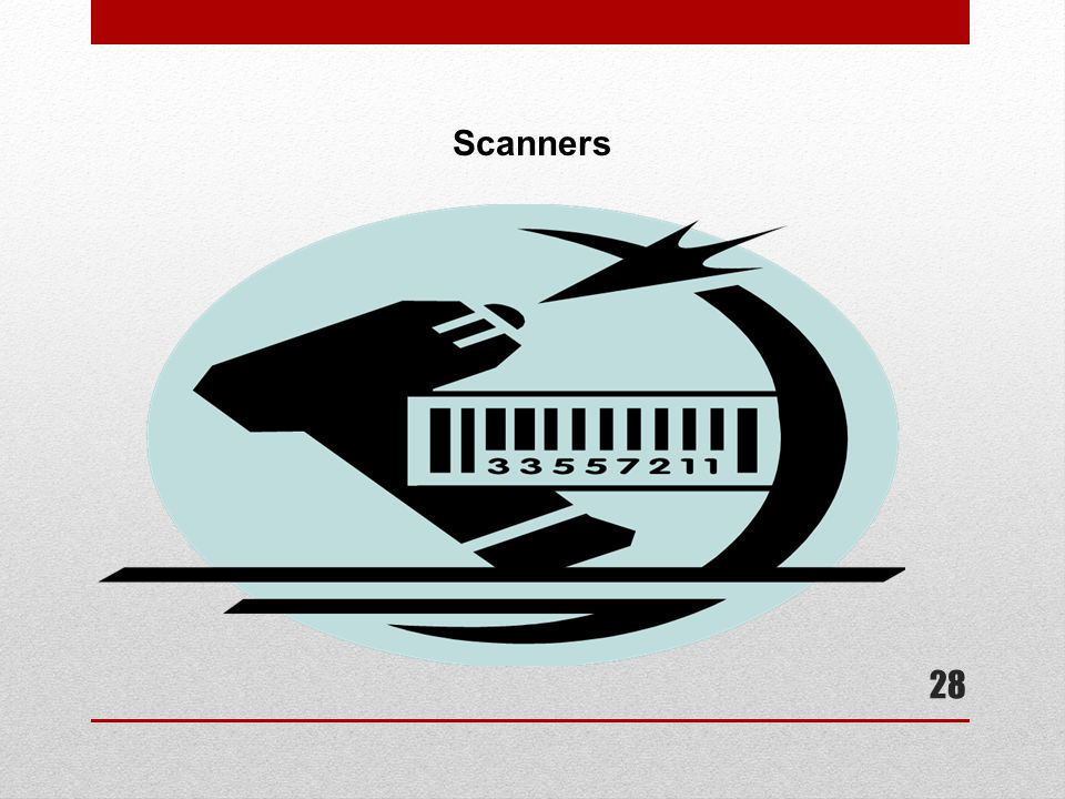 Scanners The use of Inventory Scanners is required for all departmental inventories.