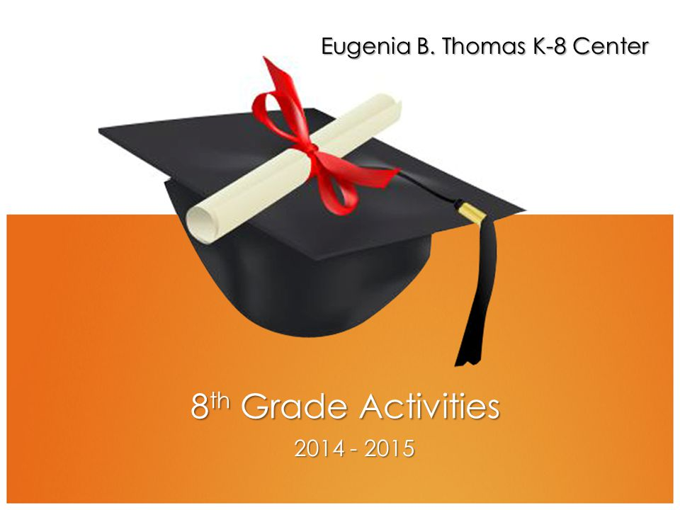 Eugenia B. Thomas K-8 Center