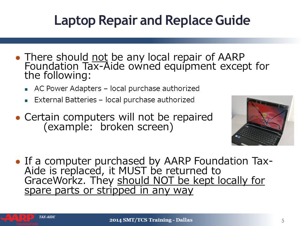 Laptop Repair and Replace Guide