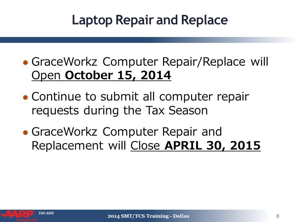 Laptop Repair and Replace