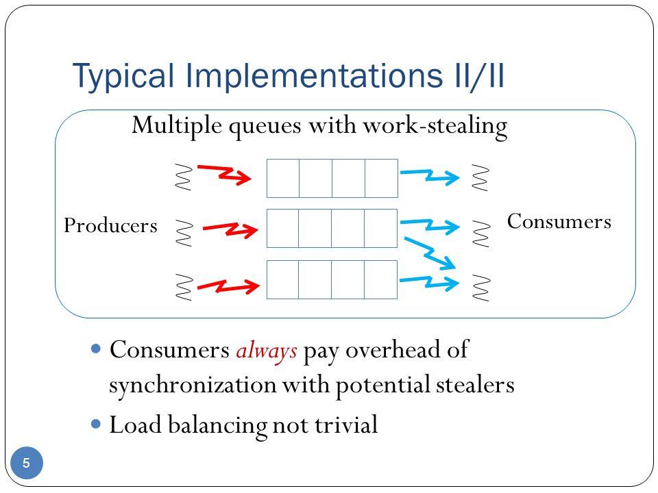 Typical Implementations II/II