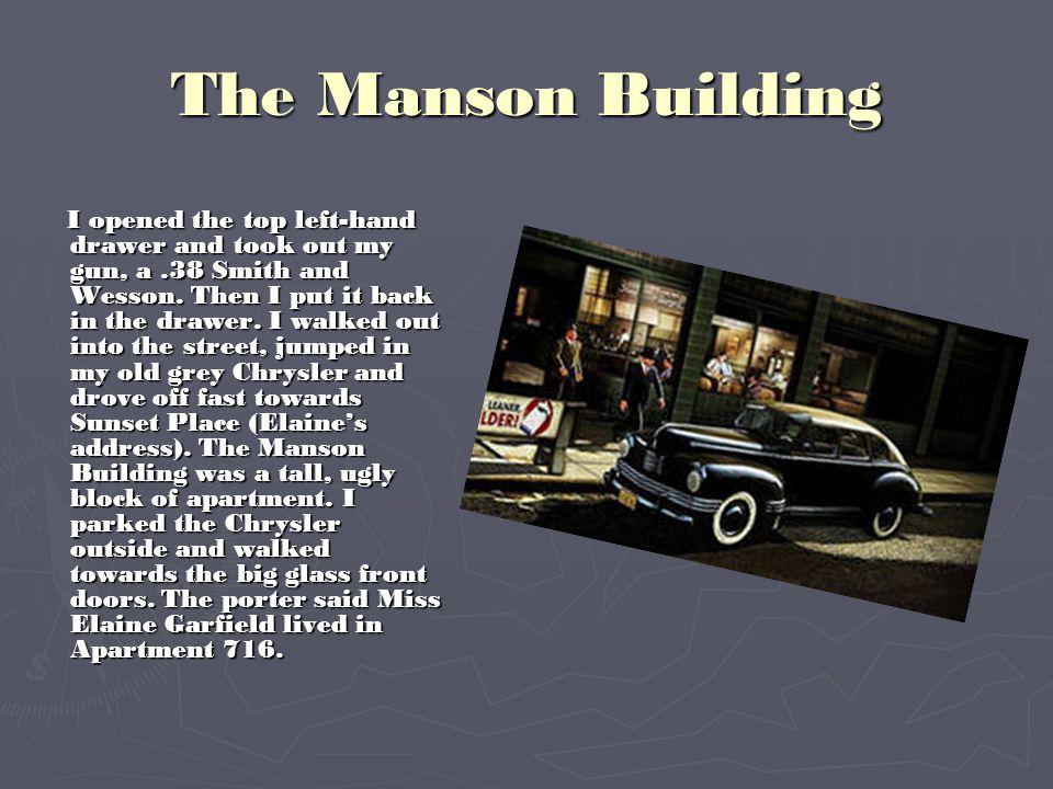 The Manson Building