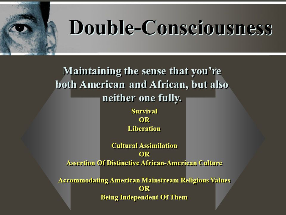 Double-Consciousness