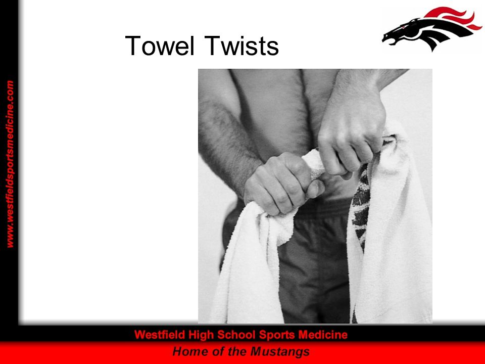 Towel Twists
