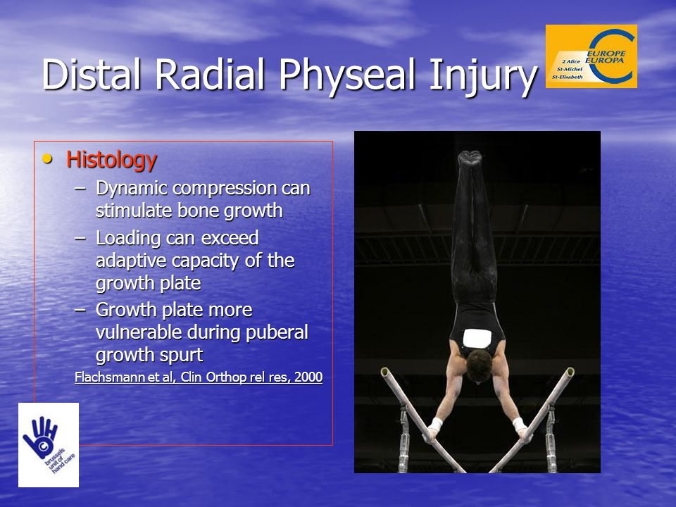 Distal Radial Physeal Injury