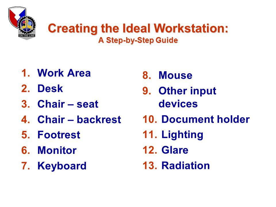 Creating the Ideal Workstation: A Step-by-Step Guide