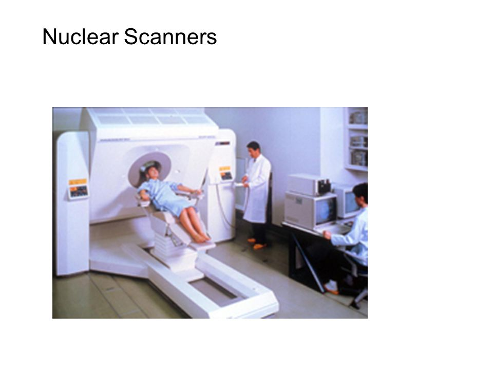 Nuclear Scanners